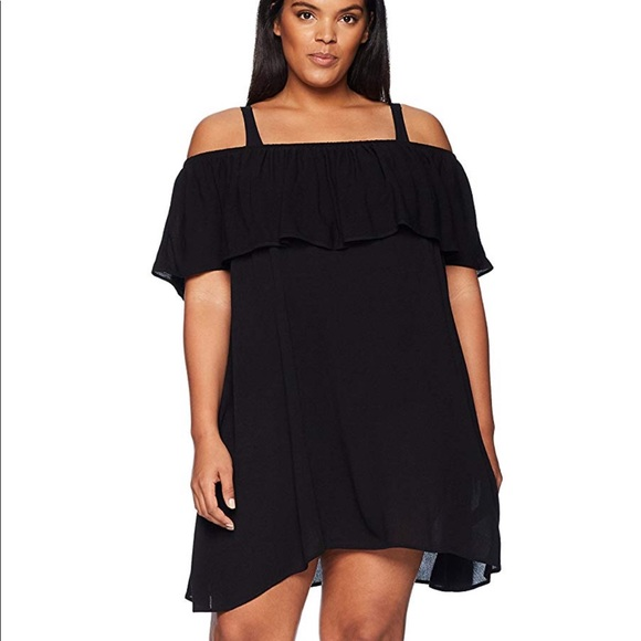 dc0edf5454 Becca ETC Modern Muse Dress Swimsuit Cover Up